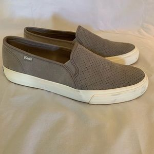 Keds Slip-on Sneaker Grey size 9.5